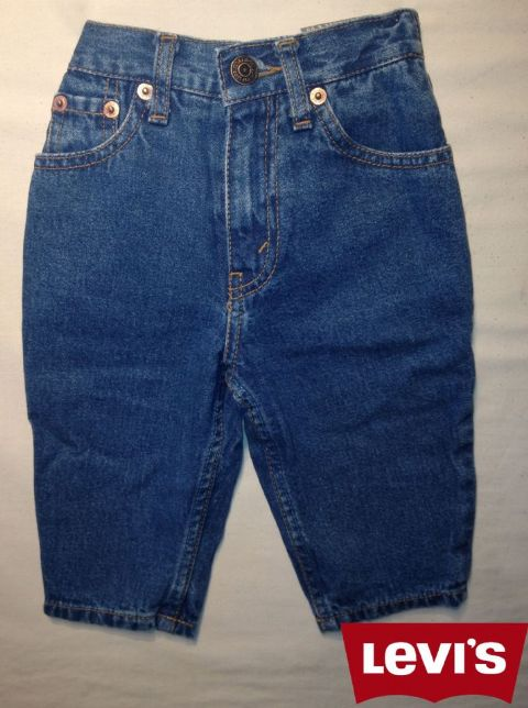 Boys Levis Jeans - Oreg/Denim(Not a Boys Suit Or a Girls Dress)